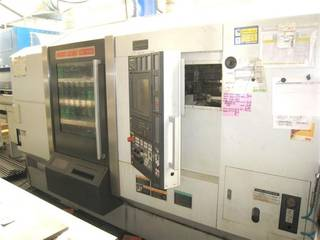 Lathe machine Mori Seiki NZ 1500 T2Y2-8